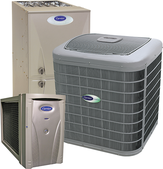 Carrier Heating and Cooling
