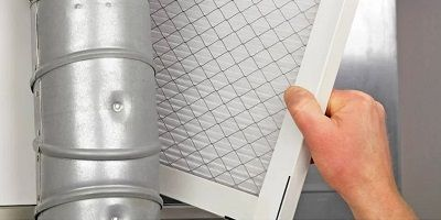 Clean or Replace a Furnace Filter