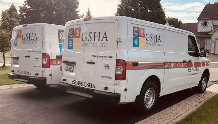 GSHA Services, LTD Service Cars