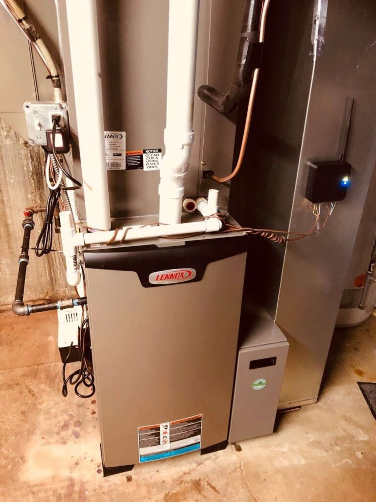 Lennox Gas Furnace - GSHA Services, LTD