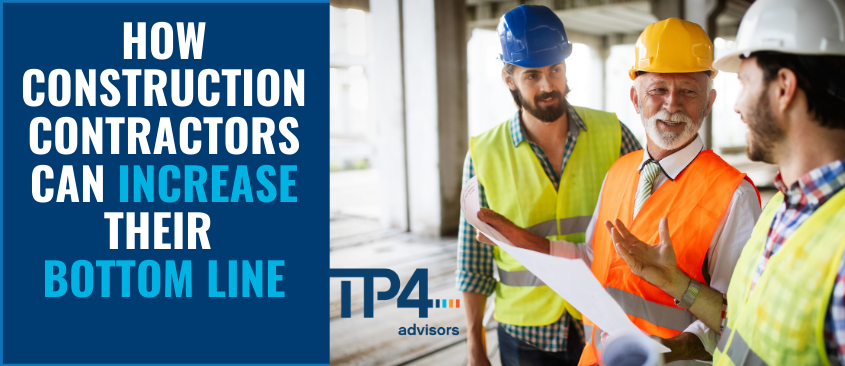 How Construction Contractors Can Increase Their Bottom Line