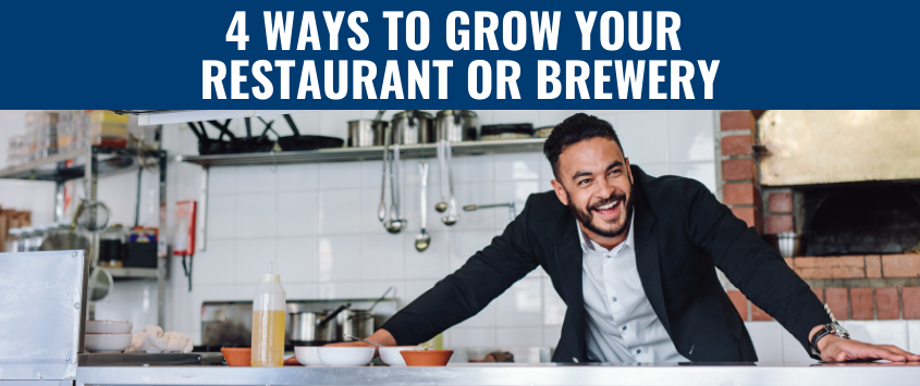 TP4 Advisors Cincinnati Ohio 4 Ways To Grow Your Restaurant Brewery