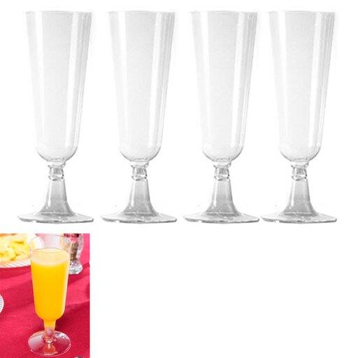 Wine Glasses & Champagne Flutes