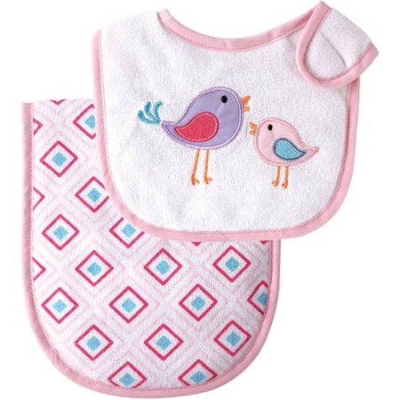 Baby Bibs & Burp Cloths