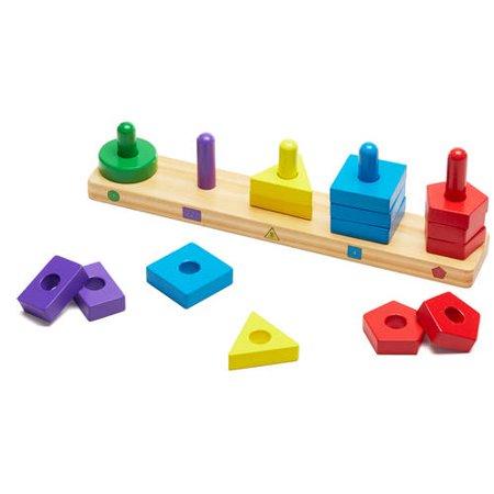 Sort & Stack Toys