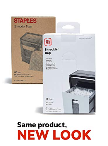 Paper Shredder Waste Bags