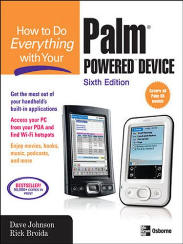 PDA & Handheld Computers