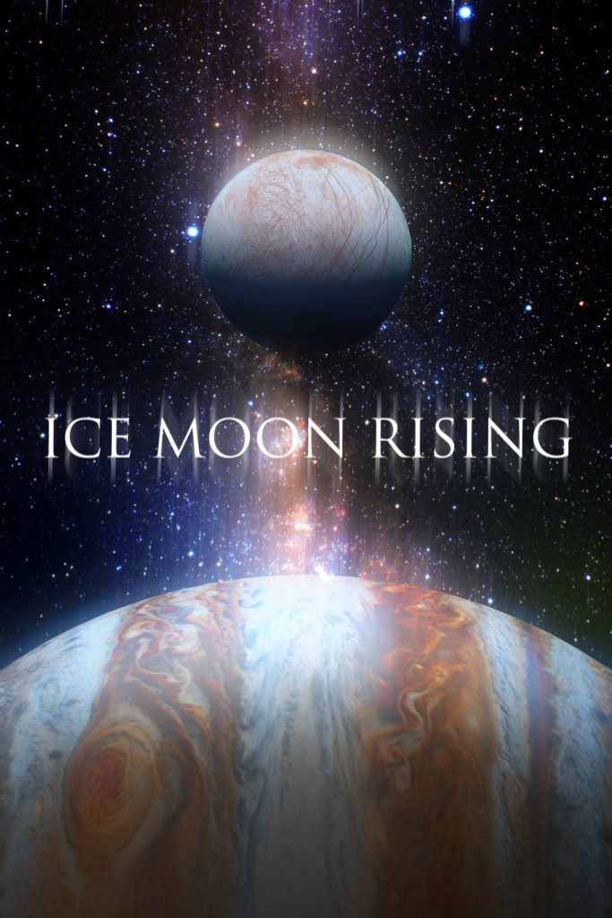 ICE MOON RISING Poster Idea 1