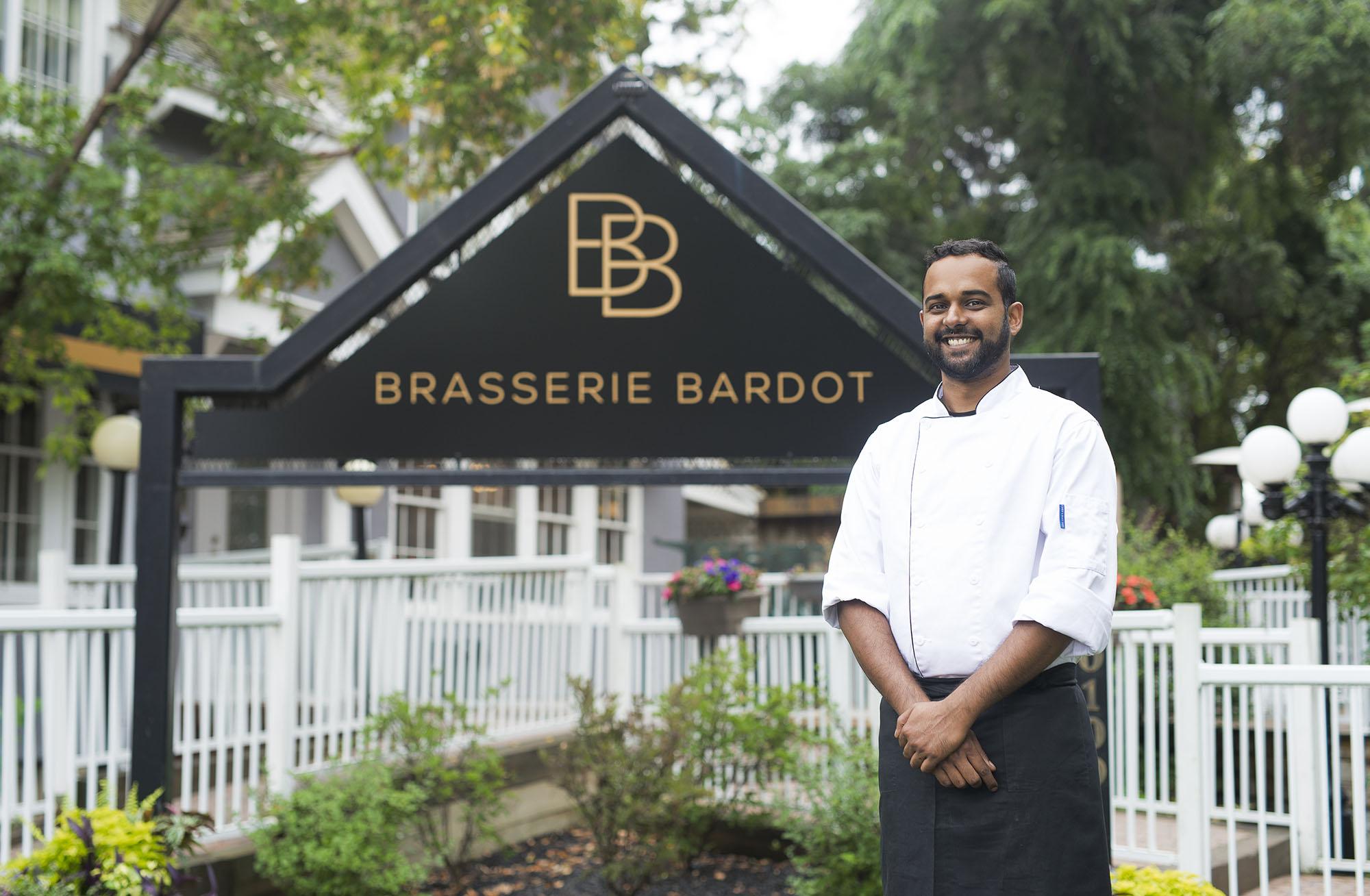 Brasserie Bardot- French Restaurant Edmonton