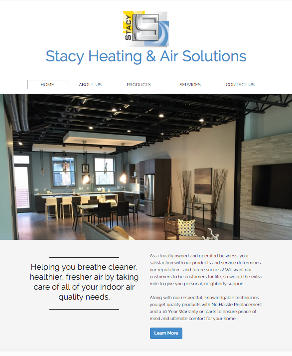 Stacy Heating and Air Solutions