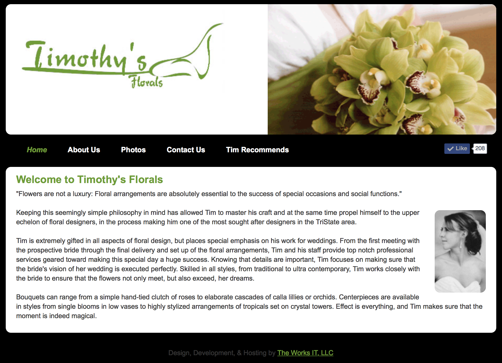 Timothy's Florals