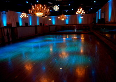 Pearl Ballroom, Lighting and Sound