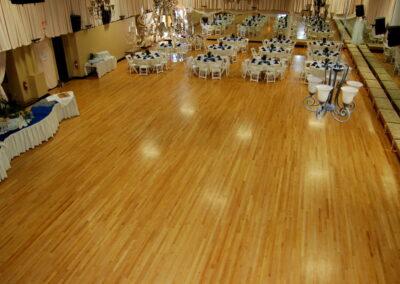 Ambassador Ballroom banquet reception