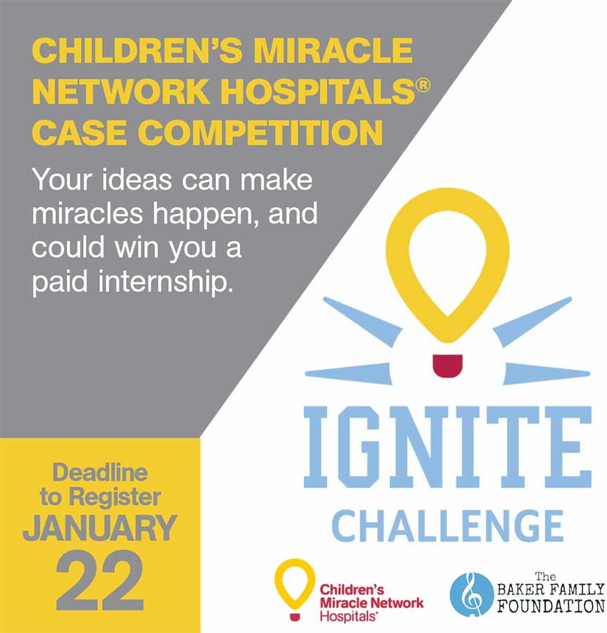 childrens miracle network examples