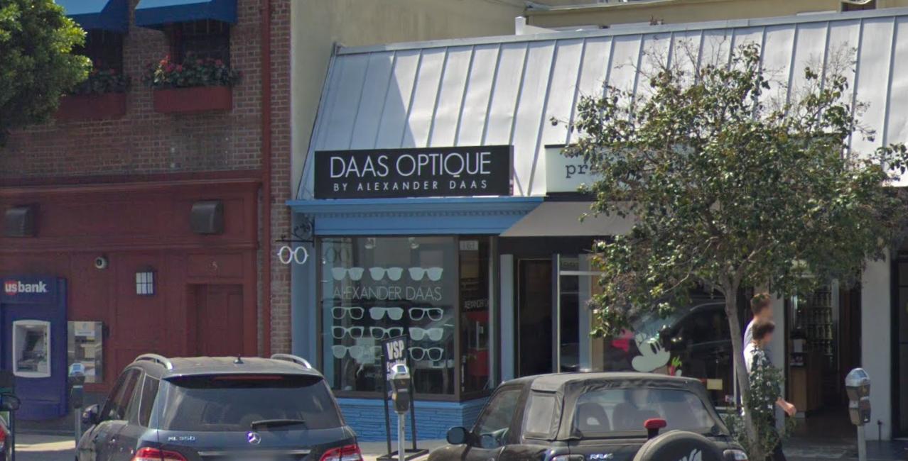 Daas Optique LA Storefront