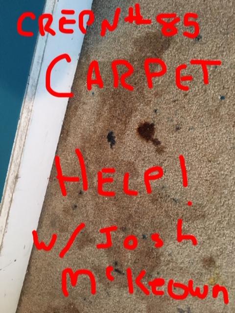 CREPN #85 - Clean Carpet with Josh McKeown