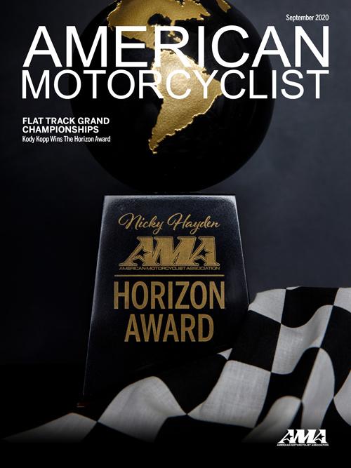 Nicky Hayden AMA Horizon Award
