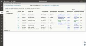 Client Portal: Proposals