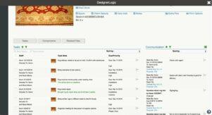 Item Detail: Tasks and Messaging