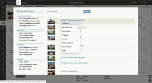 Shortcuts: Project Navigation