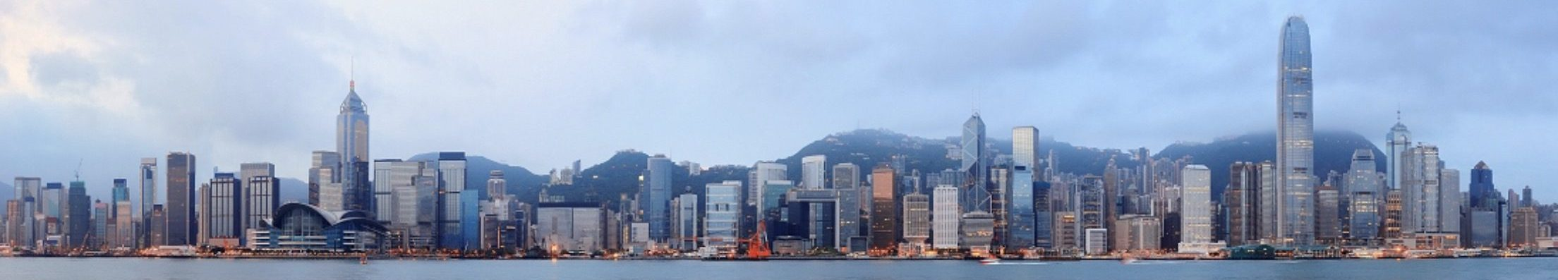 Hong Kong Victoria Harbour