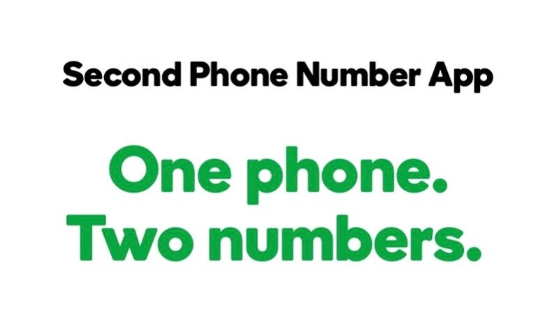 One Phone Two Numbers