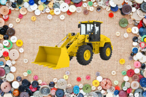 Everything from buttons to bulldozers is available at the Canton Fair