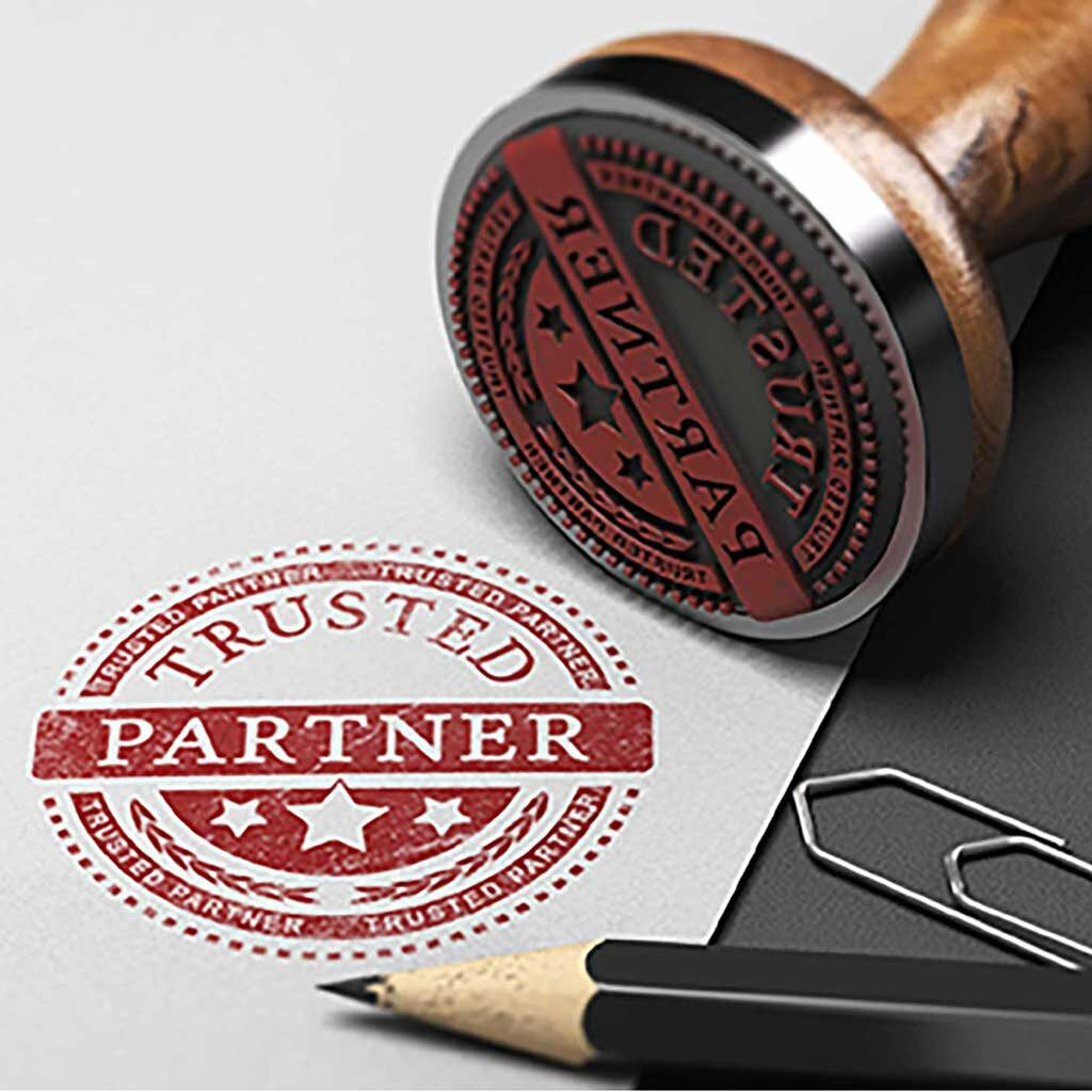 Product sourcing trusted partner