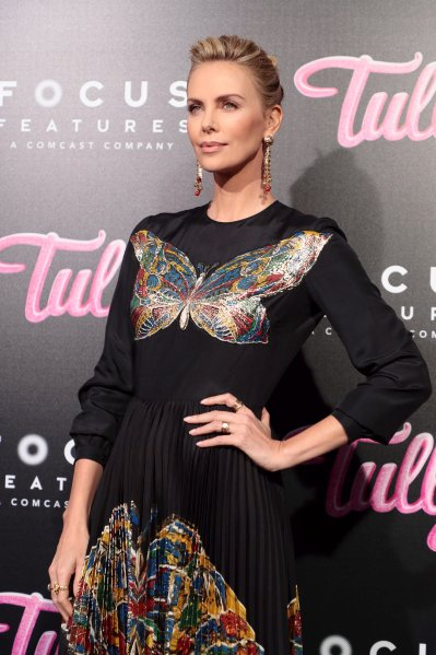 Charlize Theron, New Film TULLY May 4th