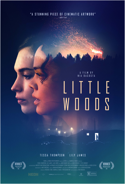 Tessa Thompson in LITTLE WOODS