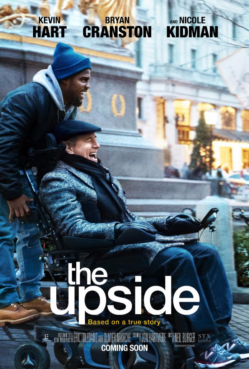 The Upside Film Stars Kevin Hart