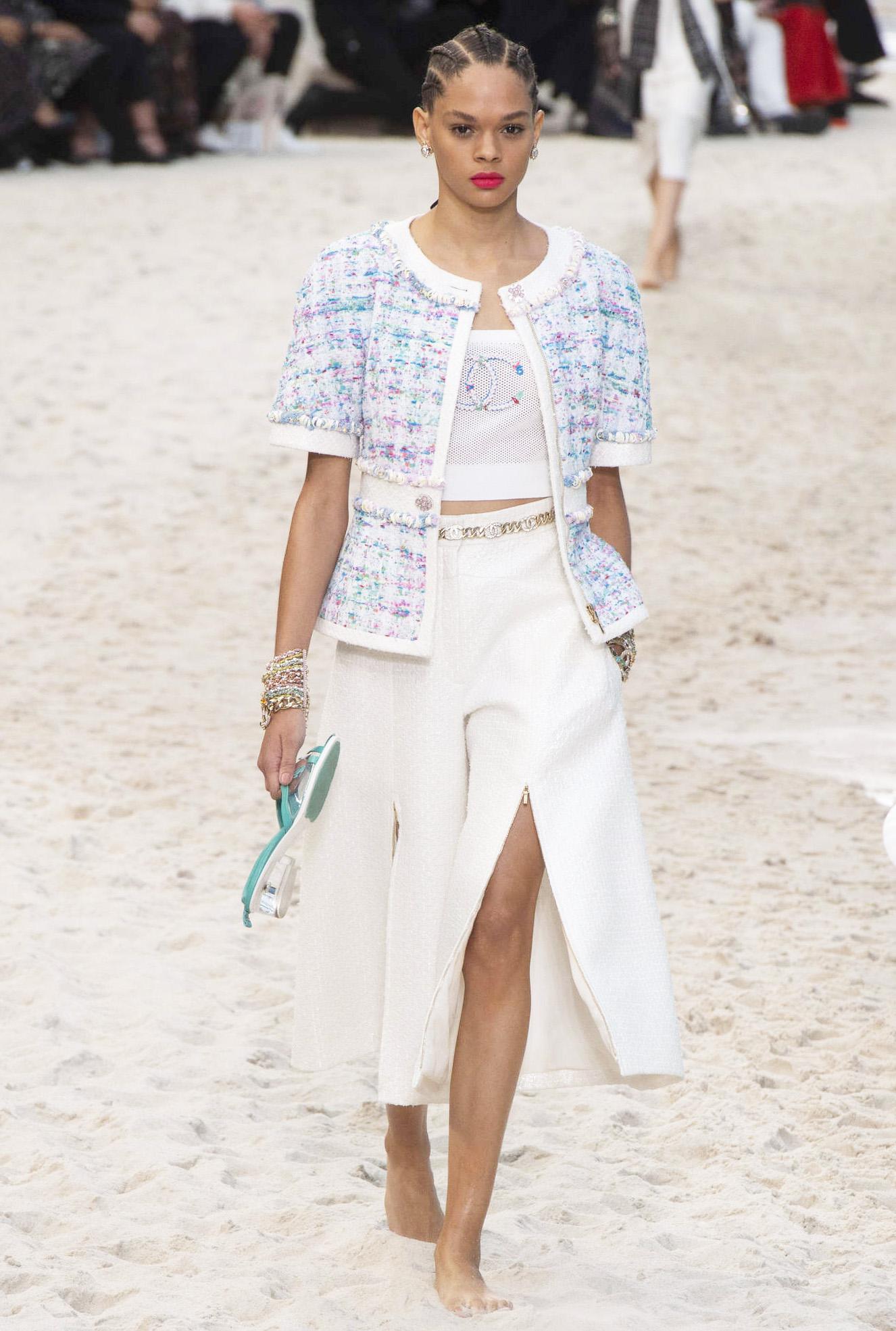 Chanel Spring Summer 2019 Paris Womenswear