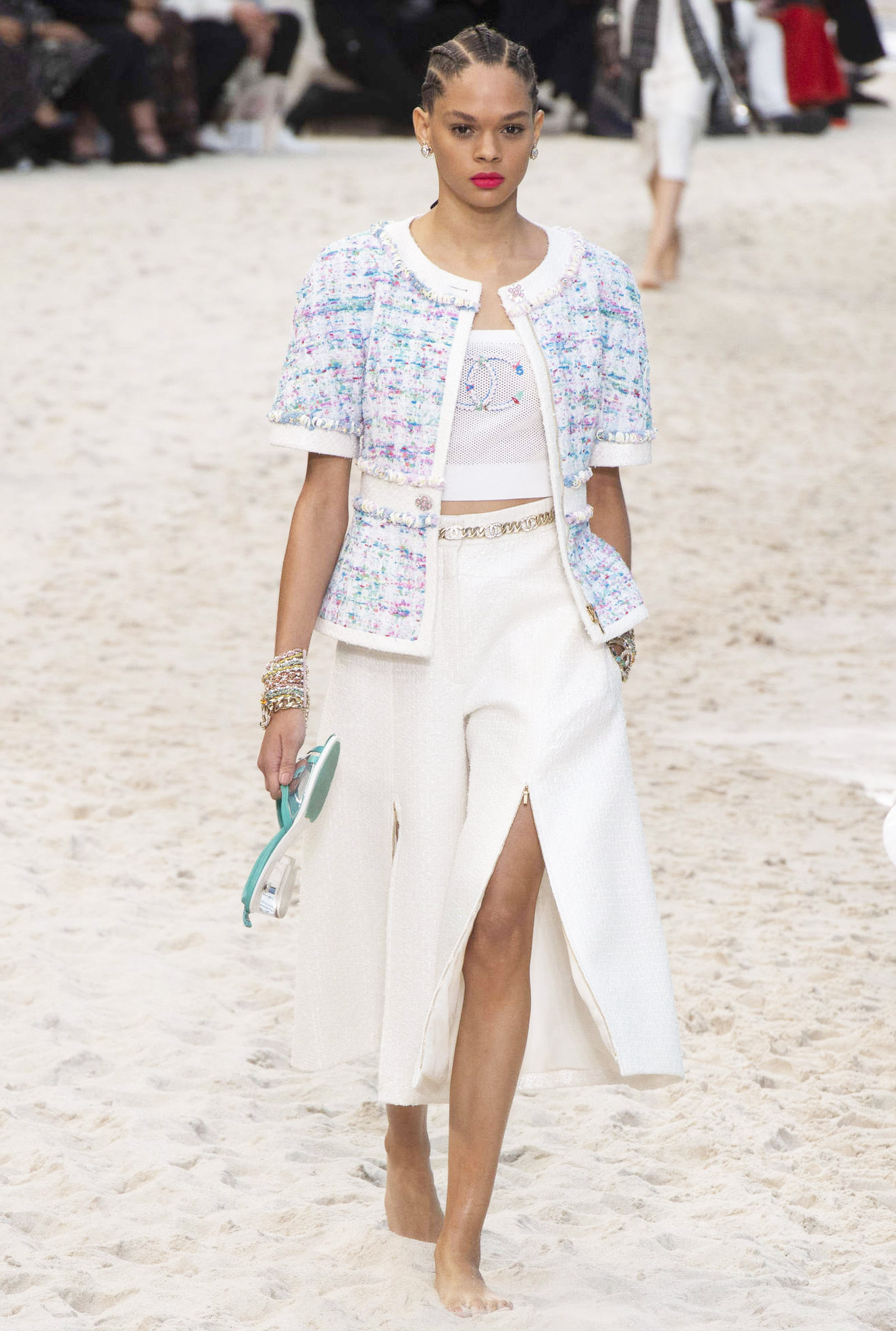 Chanel Spring Summer 2019 Paris Womenswear