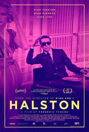 HALSTON movie fashion designer