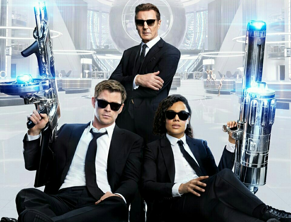 Men in Black 2019