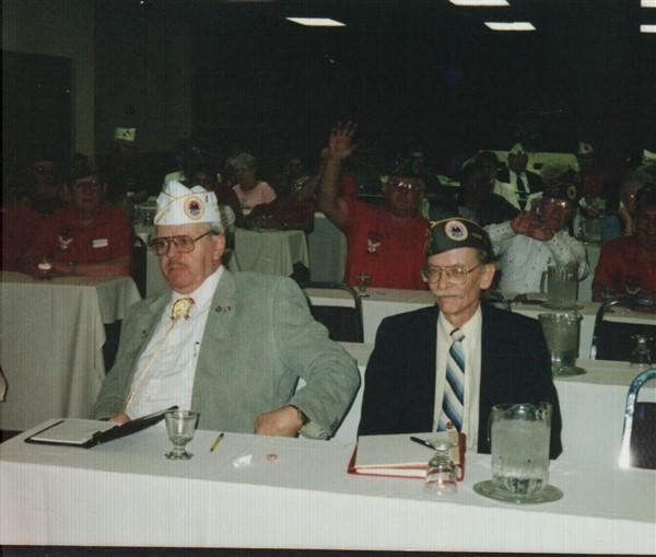 Me & Parker sec GI 2001