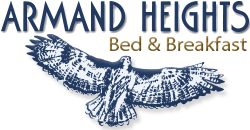 Armand Height Bed and Breakfast Logo