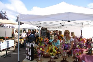market-flowerseller