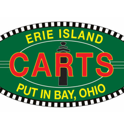 Erie Island Carts Logo