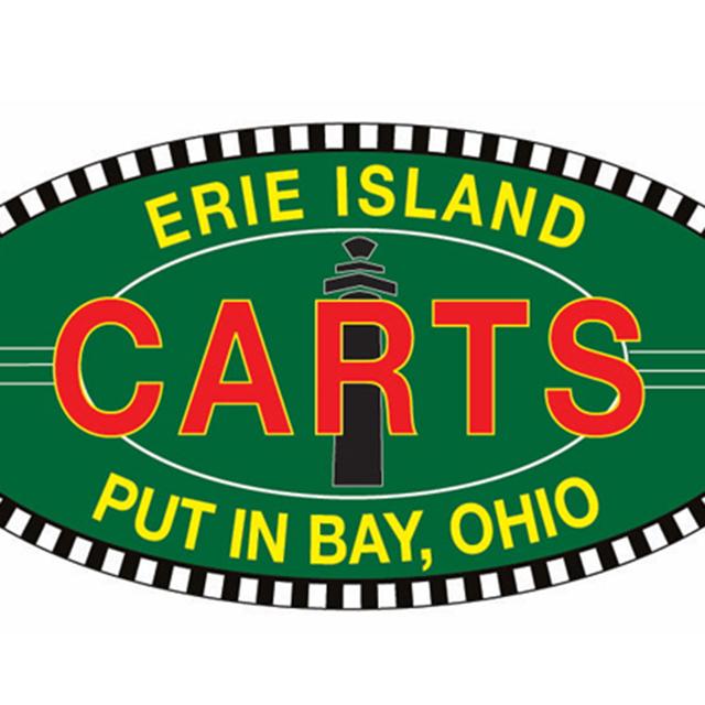 Erie Island Carts Logo