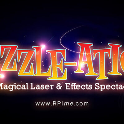 Dazzle-Ation Web Banner