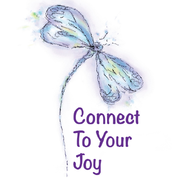 Connect to Your Joy Logo