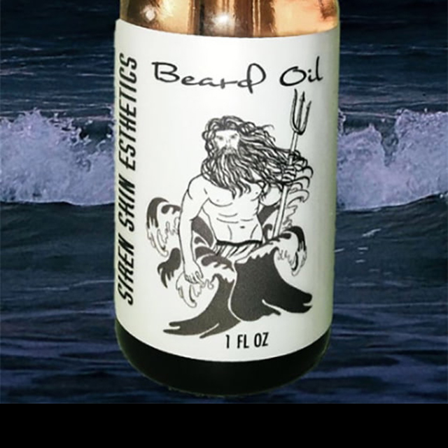 Siren Beard Oil