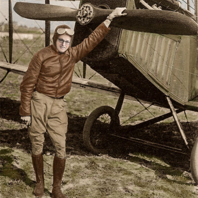 Air Mail Pilot