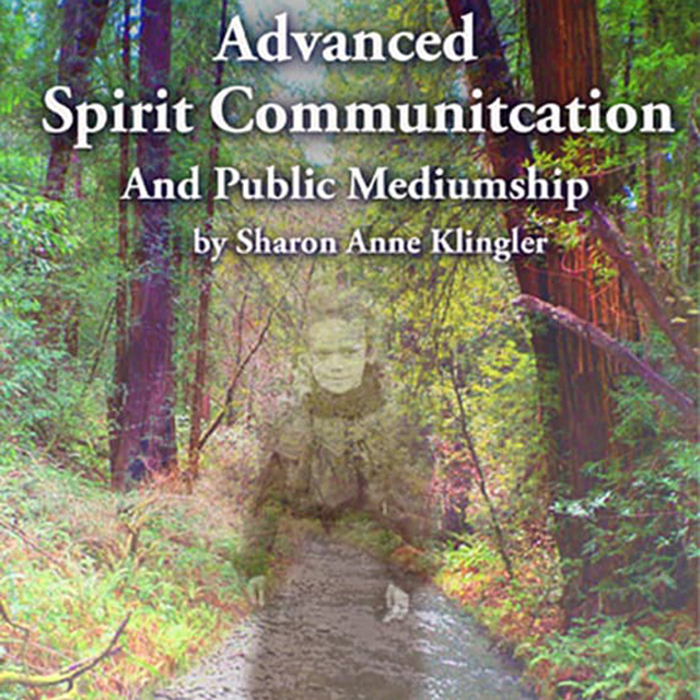 Advanced Spirit Communication And Public Mediumship Cover