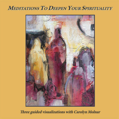 Meditations to Deepen Your Spirituality CD Cover