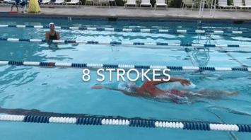 3 ways to reduce your freestyle stroke count
