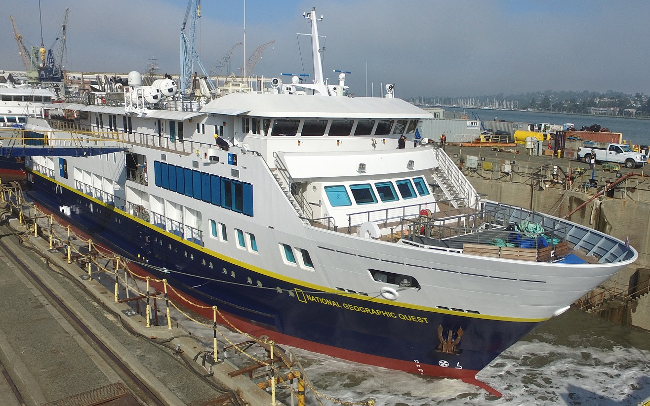 M/V Quest