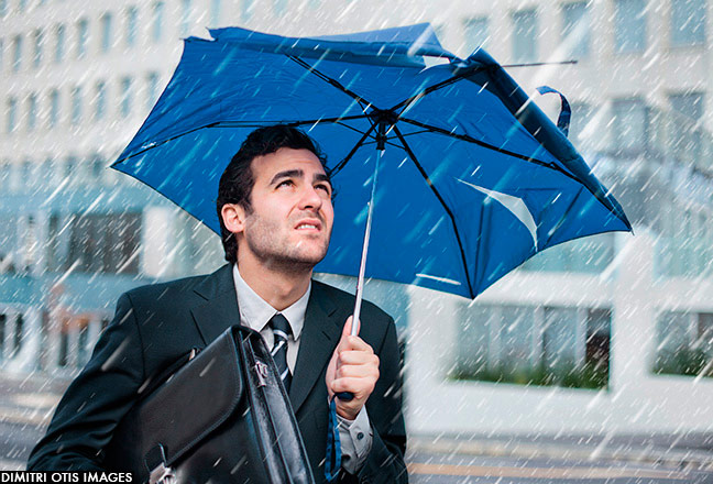 Tips For Job Seekers In Bad Weather