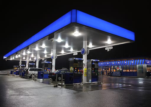 power generator sales and service for Indiana gas station pumps